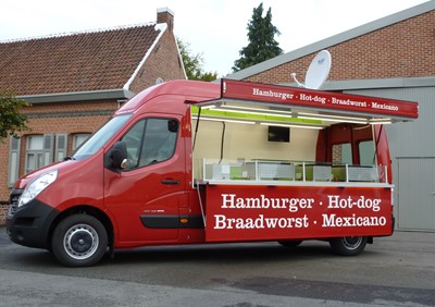 Hotdogs and Hamburgers Schotsaert